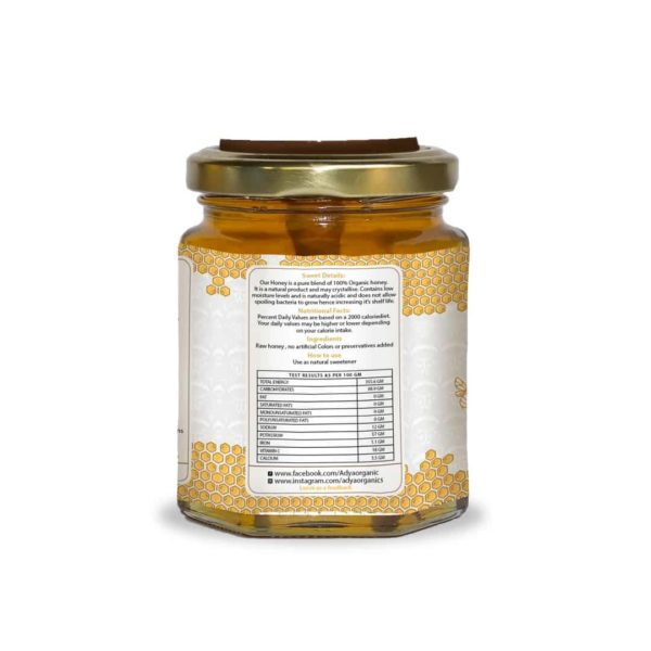 Creamy Mustard Honey Back