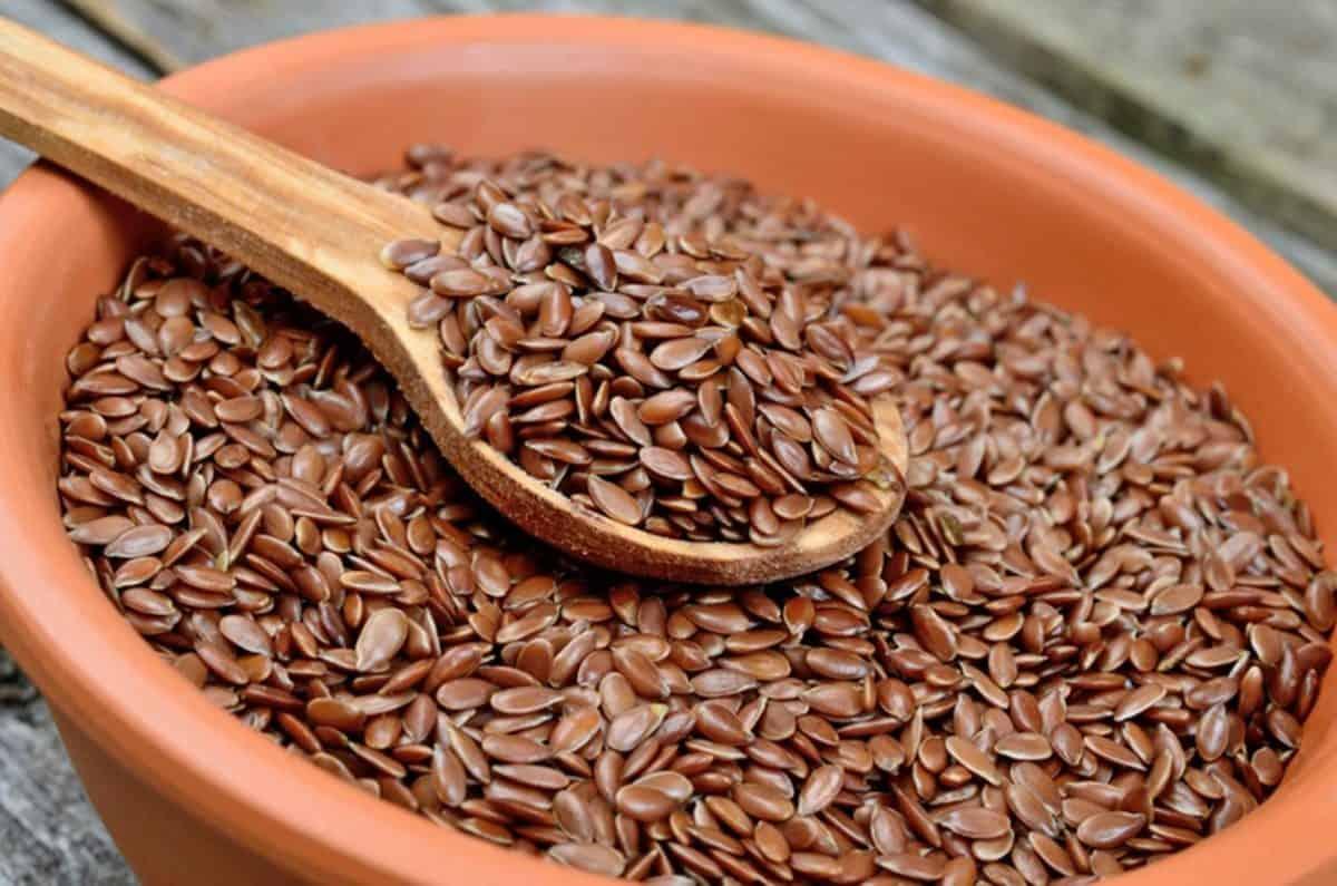 organics flaxseed