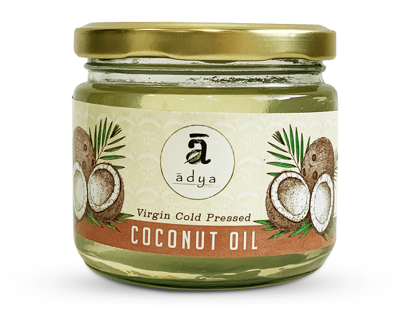 Adya-Coconut-Oil