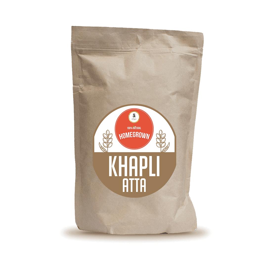 Khapli Atta