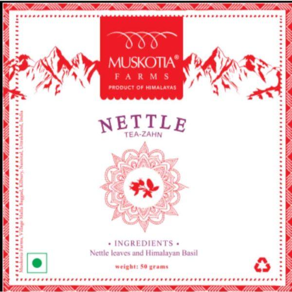 Nettle Tea zahn